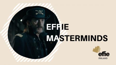 MTL:ltä ja Sanomilta Effie Masterminds -videosarja