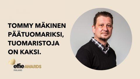 Tommy Mäkinen päätuomariksi, tuomaristoja on kaksi.