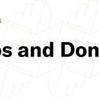 Dos and Don'ts – apua Effie kisatyön kirjoittamiseen