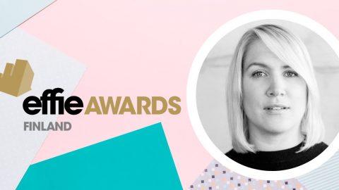 """Suvi Lähde Effie Finlandin päätuomariksi – """"Luovuus on parhaimmillaan vaikuttavuutta"""""""